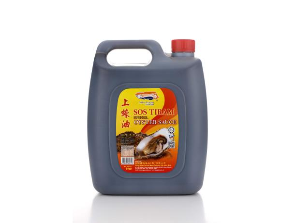Oyster Sauce (Special)<br>上 蚝 油