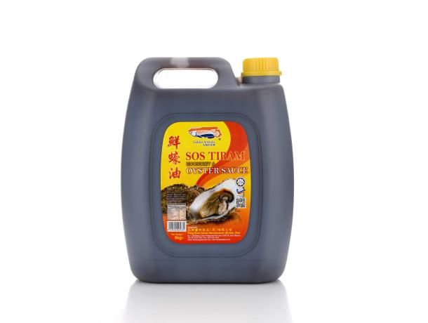Oyster Sauce (Economy A)<br>鮮 蚝 油